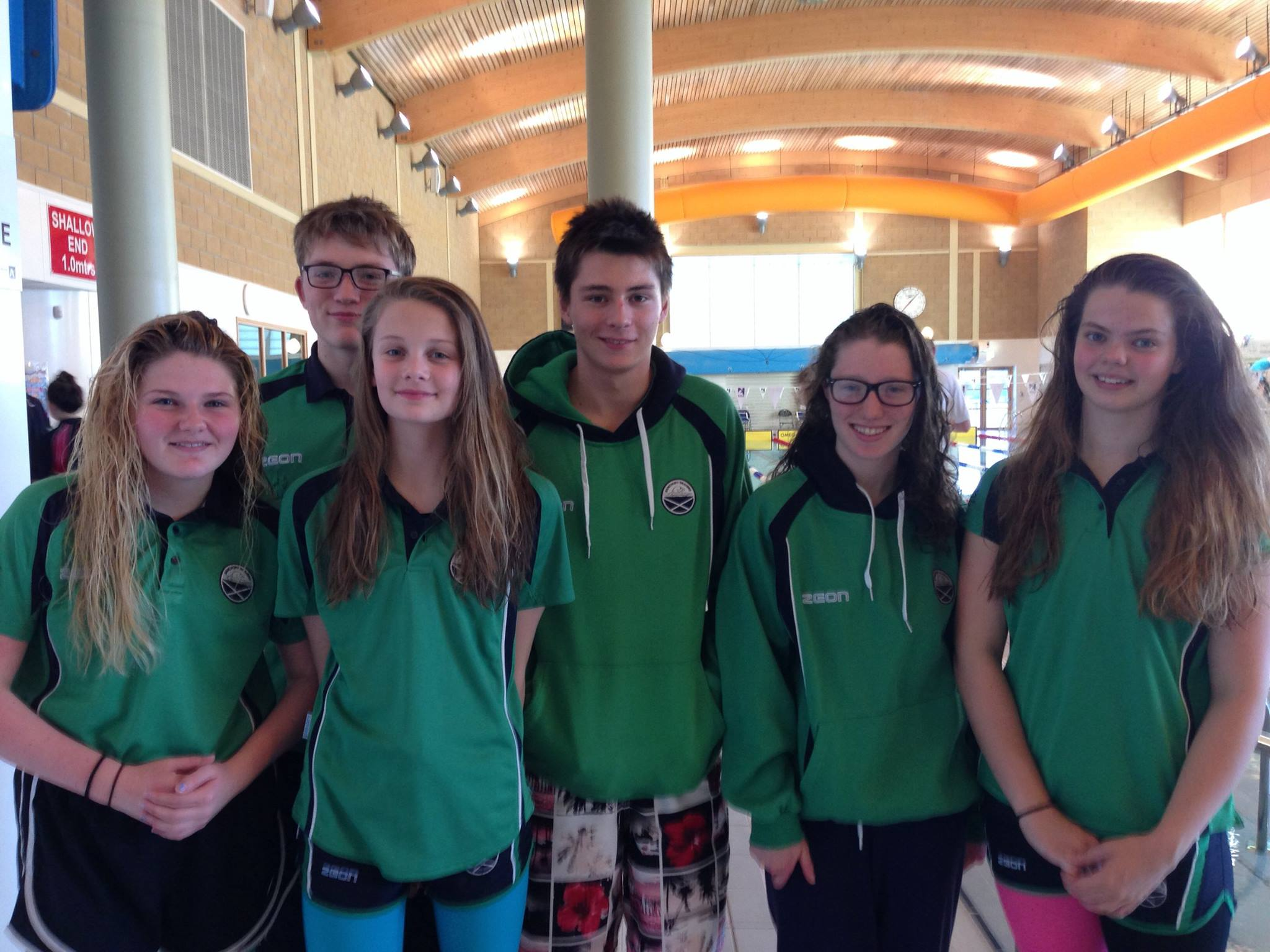 2015 North District Age Group Championships